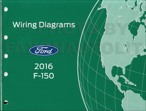 2016 Ford F 150 Wiring Diagram