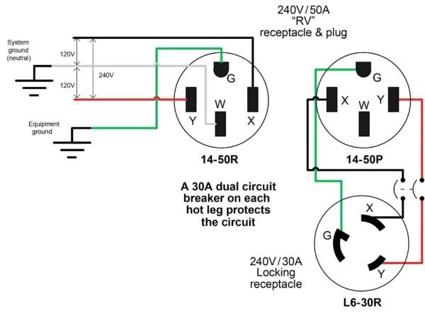 220 Ac Plug Wiring