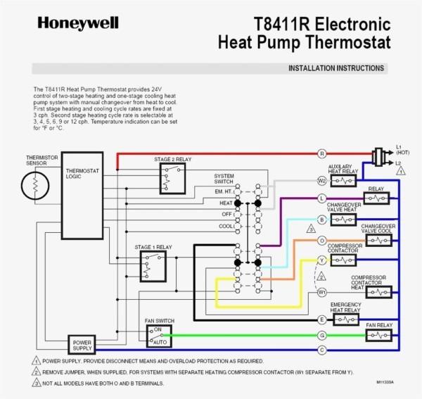 Trane Heat Pump Wiring