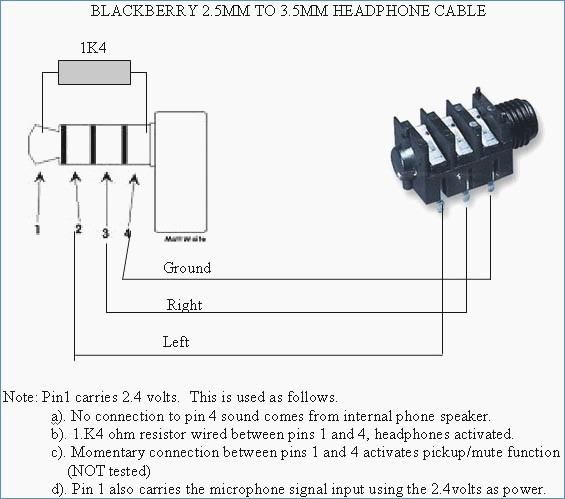 How 2 5mm Jack Wiring - Wiring Diagram Write