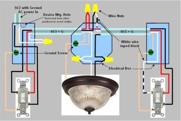way switch proceeds to a 4way switch proceeds to a 3way switch at3 way electrical switch connectionway switch proceeds to a 4way switch proceeds to a 3way switch
