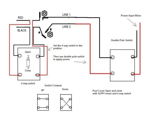Single Phase Motor Forward Reverse Wiring Diagram