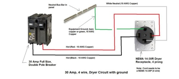 3 Pole 4 Wire Grounding Diagram