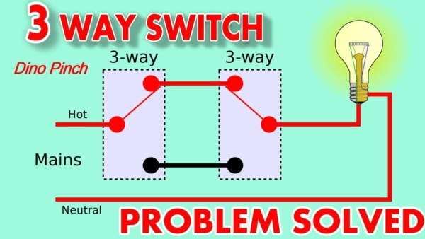 3 Way Switch Two Hot Wires