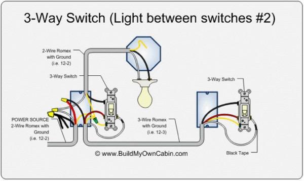 3 Way Switch Using 14 2 Wiring Diagram