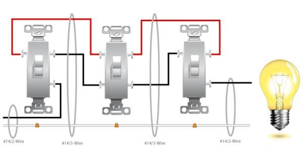 4 Way Switch