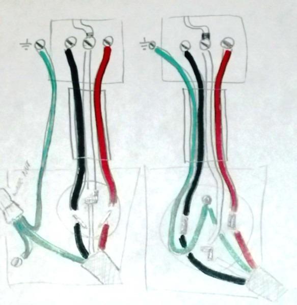 4 Wire 220 Plug Wiring