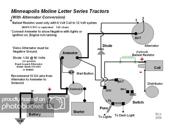 5 Wire Gm Alternator Wiring