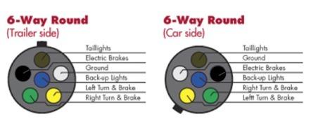 6 Connector Wiring Diagram