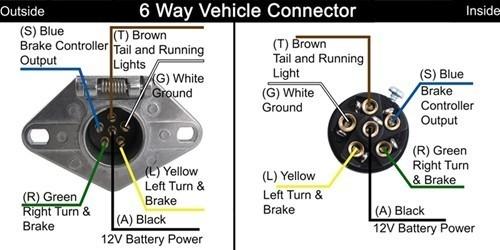 6 Plug Wire Diagram
