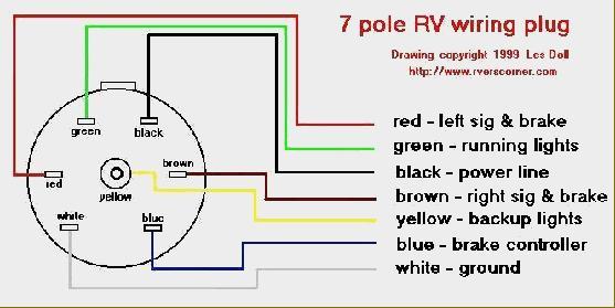 7 Pin Rv Plug Wiring