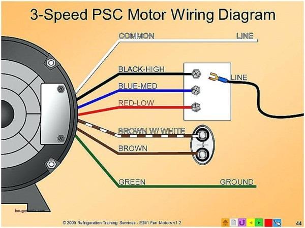 Ac Blower Fan Wiring