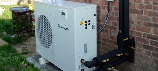 Air Source Heat Pump Installation Sussex, Surrey And Kent