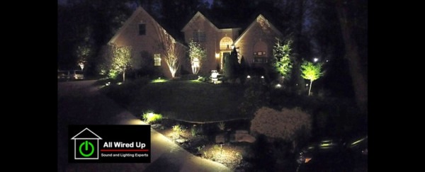 All Wired Up Is A Landscape Lighting Company In Franklin, Tn