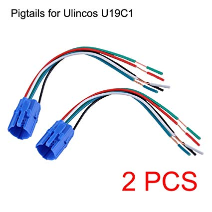 Amazon Com  Not Fit U19d1, 19mm Pigtail, Wire Connector, Socket