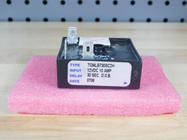 Aot Airotronics Tgmb21800sc2j Cube Relay Timer 230vac 20 Amp