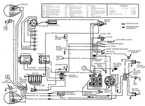 Auto Electrical Wiring Diagrams