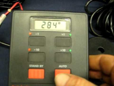 Autohelm St4000