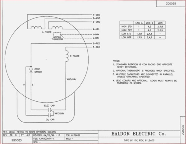 220v Single Phase Wiring Diagram