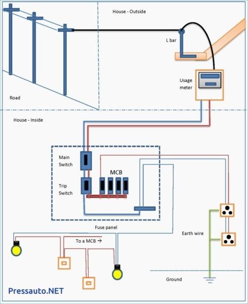 Basic House Wiring Ac