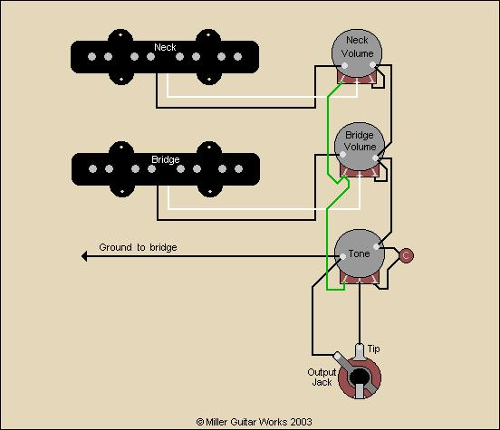 Bass Wiring Diagram Soap Bar Pickups Wiring Diagram Soap Wiring