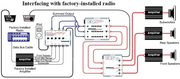Bose Car Stereo System Wiring Diagram