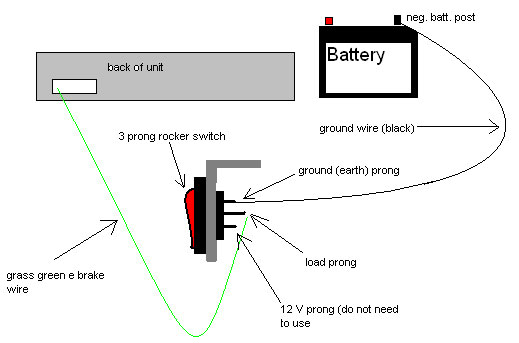 three prong switch how to wire it