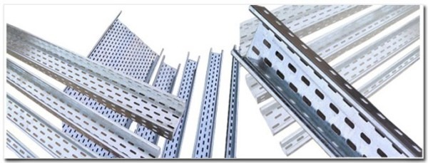 Cable Trays, Ladder Type Cable Trays, Perforated Cable Trays