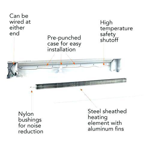 Cadet Baseboard Heater Electric Baseboard Heaters Cadet Heat