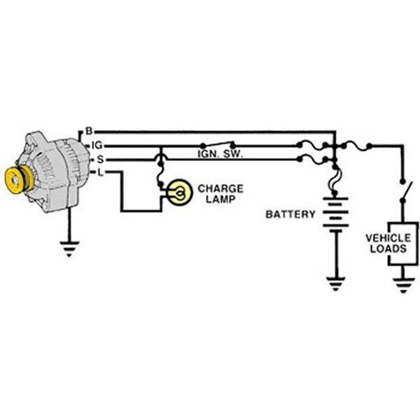 Car Generator Wiring