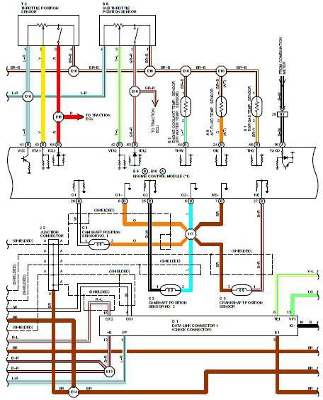 Car Wiring Diagrams Toyota