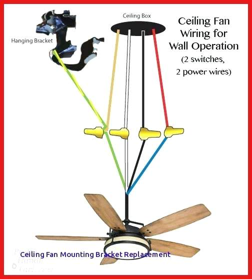 Ceiling Fan Mounts Elegant Install Ceiling Fan Without Red Wire