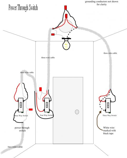 How To Install One Way Switch