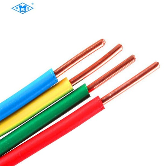 China 1 5mm 2 5 Mm Electrical Pvc House Wiring Electrical Wire