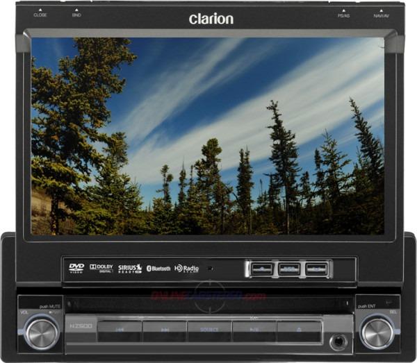 Clarion Nz500