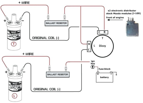 Coil With Ignitor Wiring Diagram