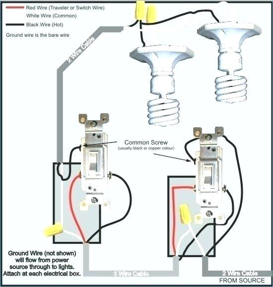 Wiring Diagram For Light Switch With Power At Light from www.chanish.org