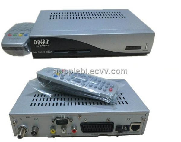 Digital Cable Receiver Blackbox 500c Dvb