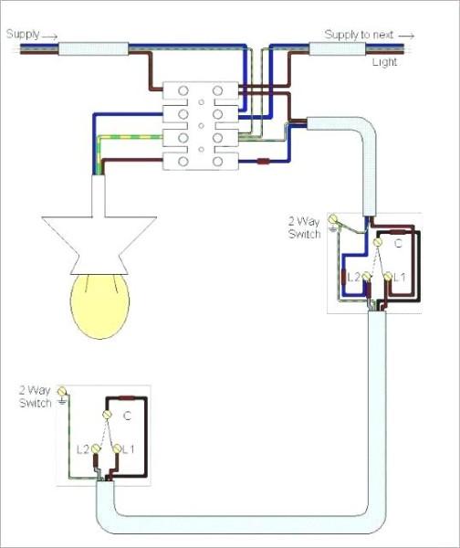 2 Way Dimmer Switch Wiring