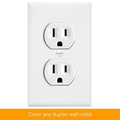 Duplex Wall Plates Kit By Enerlites 8821