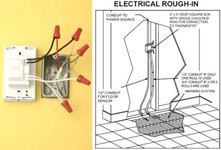 Electric Heat Thermostat Wiring Ac – Herbalplants Info