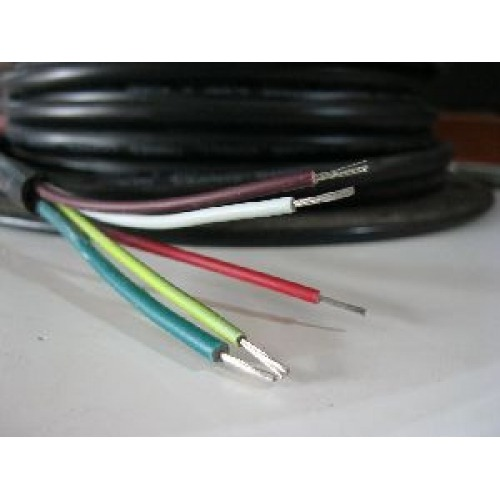 Electrical Cable 12 Volt 5 Core Trailer Wire
