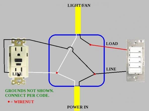 Electrical Wiring Load Line