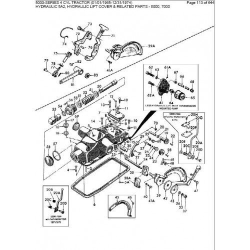 ford 5000 wiring diagram key schematic diagram download