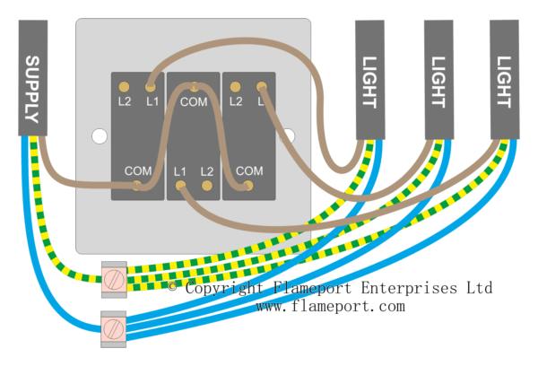 Garage Light Wiring Diagram