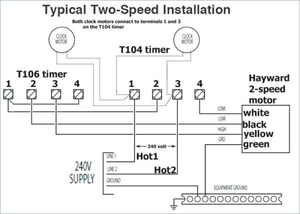 Stark Pool Pump Wiring Diagram