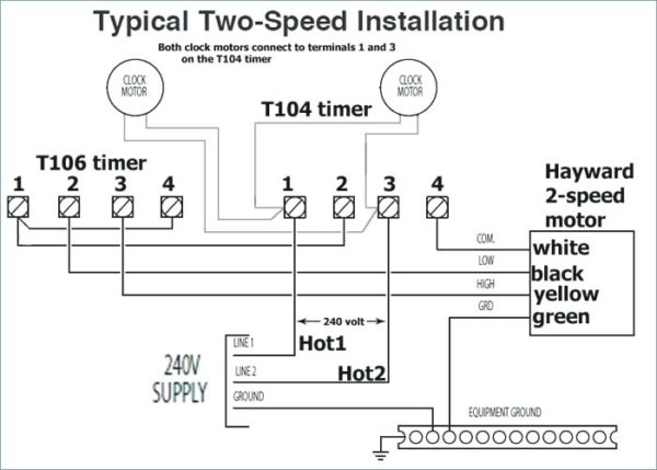 Hayward Pool Pump Wiring Diagram – Paradiseultrasound Info