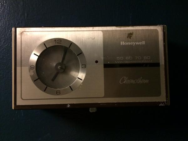 Help With Old Honeywell Chronotherm To New Honeywell Programmable