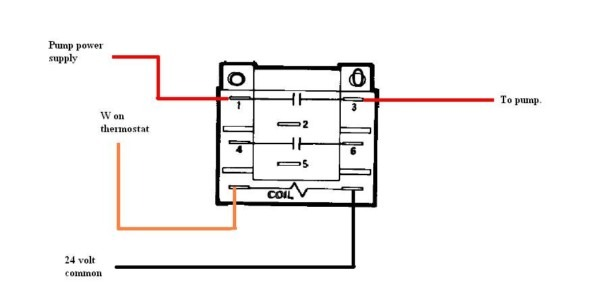 24 volt relay diagram