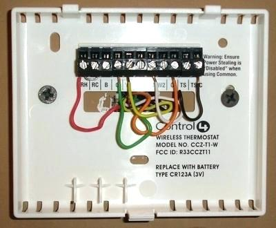Honeywell Thermostat Wiring Digital Thermostat Wiring Diagram